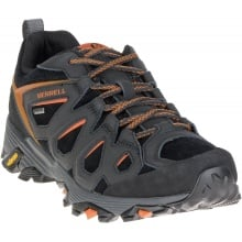 Merrell Moab FST LTR GTX Low schwarz/orange Outdoorschuhe Herren